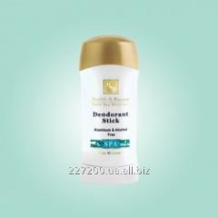 Дезодорант-стик женский без алюминия Health and