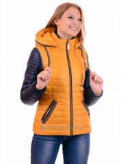 Куртки Жилеты Женские