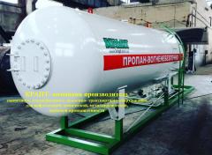 AGZP module of 10 cbm