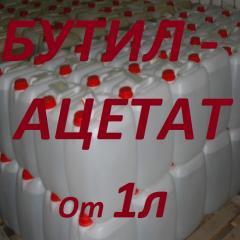 Butylacetate (butyl air of acetic acid)