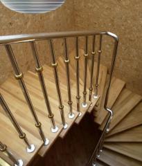 Современные лестницы от компании Сан Скерцо, Ровно