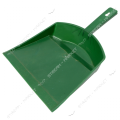 Scoop for garbage plastic color (27х20)