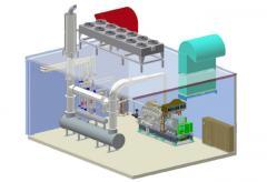 Системы производства электрической энергии