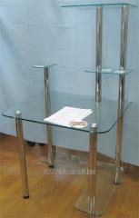 Стол компьютерный 820х670х1500 мм. арт.03.4.11
