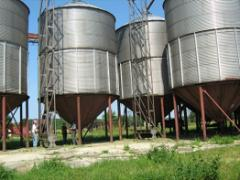 Бункеры хранения зерновых PETKUS