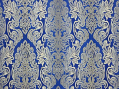 Wall-paper of a hot stamping of Le Grand platinum