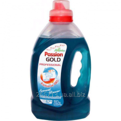 Жидкий гель для стирки Passion Gold 2L