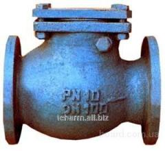 Backpressure valve chugunnyy19ch16br Ru16