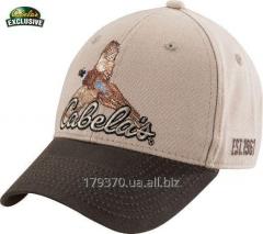 Кепка охотничья Cabela's Embroidered Pheasant Logo Caps