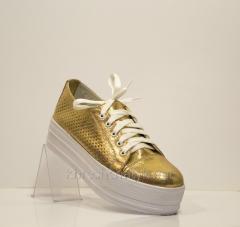 Shoes female El Passo 1429-7034