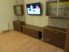 Furniture under TV equipment, color a n