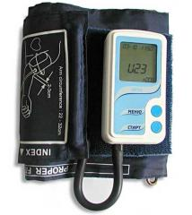 Measuring instrument of arterial pressure and