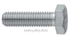 Болт резьбовой DIN 933