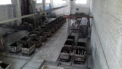 Foam concrete, production of the equipment,