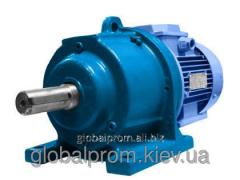Мотор-редуктор планетарный 3МП  125