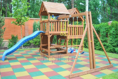 Игровой детский комплекс ИНДИАНА