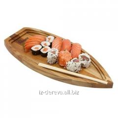 Louça para o sushi