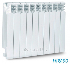Bimetallic radiator of Mirad
