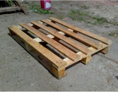 Europallet without brand