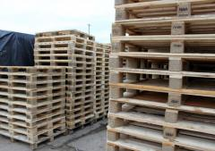 Pallet facilitated