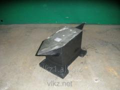 Anvil of steel two-horned 50 kg