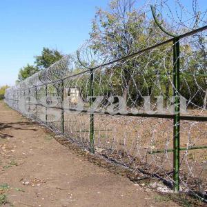 Забор Концертина 700/5, Спиральное ограждение