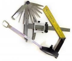 Rulers, Measuring tool
