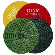 Diamond grinding wheels. Abrasive and grinding