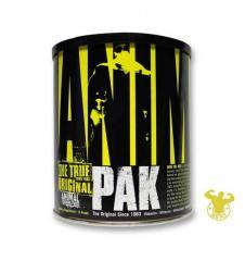 Universal Nutrition Animal Pak vitamins, 15 Pak.