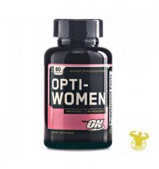 Optimum Nutrition Opti-Women vitamins, 60 capsules