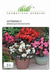 Удобрение для комнатных растений Нутріфлекс - F