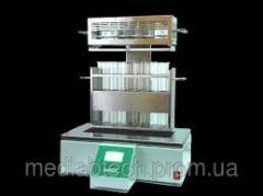 Avtomatichny _nfrachervony digestor on 12 tests of