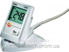 Lager to Testo 174T temperature z USB adapter