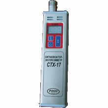 Gazoanal_zator perenosny CTX-17-81 of Voden