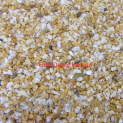 Color crumb marble yellow Siena 1-3 mm