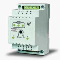 Dual voltage relay RNPP-311-1