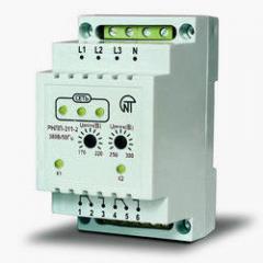 Dual voltage relay RNPP-311-2
