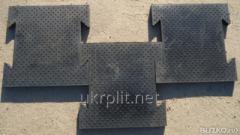 Depreciation rubber tile