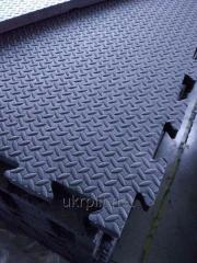 Резиновые коврики,  маты  для коровников, ...
