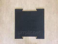 Rubber sheets sport layer