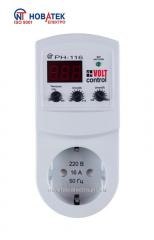 Control relay RN-116 voltage