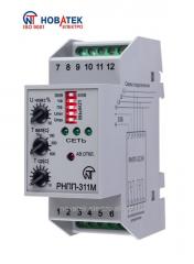 Relé Novatek Elektro monitorování třífázové napětí