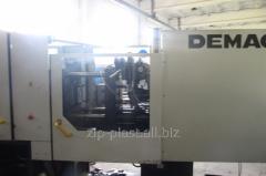 Demag Ergotech 120-610 System automatic molding