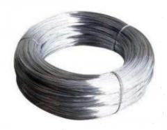 Rolled wire aluminum