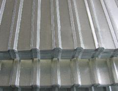 Extruded aluminum sheets