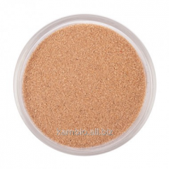 Color quartz sand of the Rio RAL 1011 series