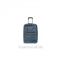 Nimble/Bk.Blue suitcase average on 2 wheels (66 l)
