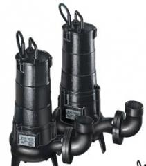 Submersible pumps Caprari (Italy) for sewage, the