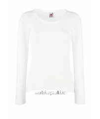 Women's t-shirt with long sleeve 404-30