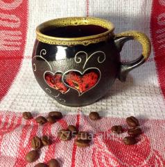 Tea cups ceramic.
